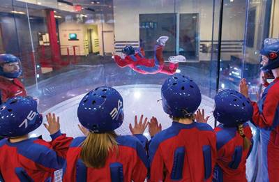ifly manchester