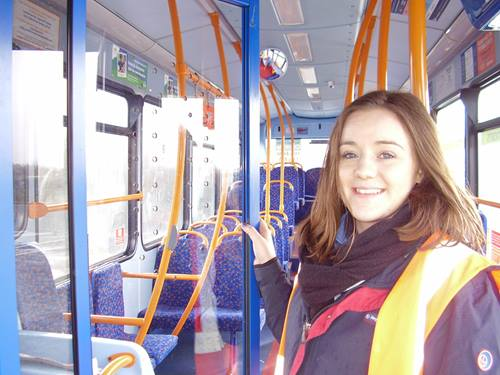 stagecoach female drivers