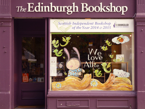 the edinburgh bookshop