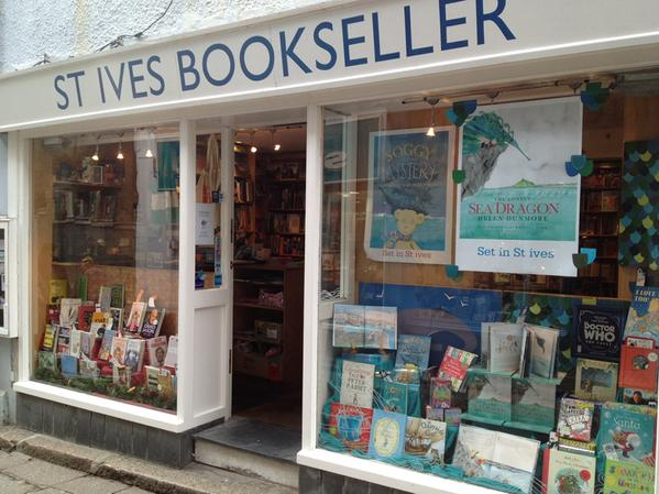 st ives bookseller