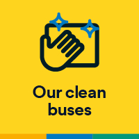 Our clean buses