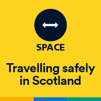 Travelling safely in Scotland