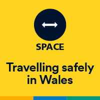 Travelling safely in Wales