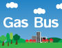 Gas buses