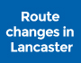 Lancaster Bus Launch