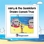 Skegness Seasiders - Harry & The Seasiders Dream Comes True
