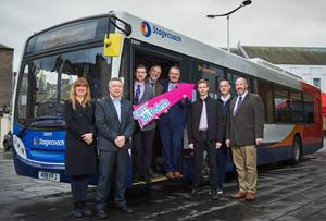 Stagecoach joins the Mi Rewards scheme