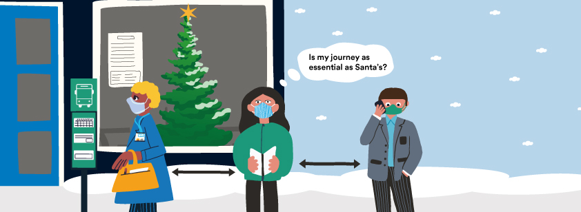 Is my journey as essential as Santa's?