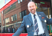 Stagecoach East Scotland Stagecoach Chairman Sir Brian Souter