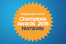 Stagecoach Champions Awards 2018