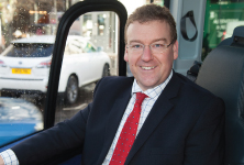 Managing Director, Andrew Jarvis