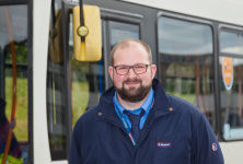 stagecoach bus driver Graeme Gilfillian