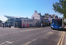 St Andrews Bus Depot Stagecoach