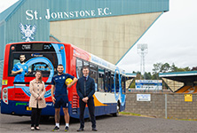 Match Dayrider St Johnstone