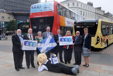 ABC ticket launch in Dundee