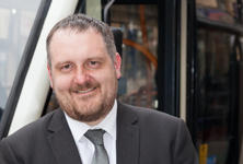 Douglas Robertson Managing Director Stagecoach East Scotland