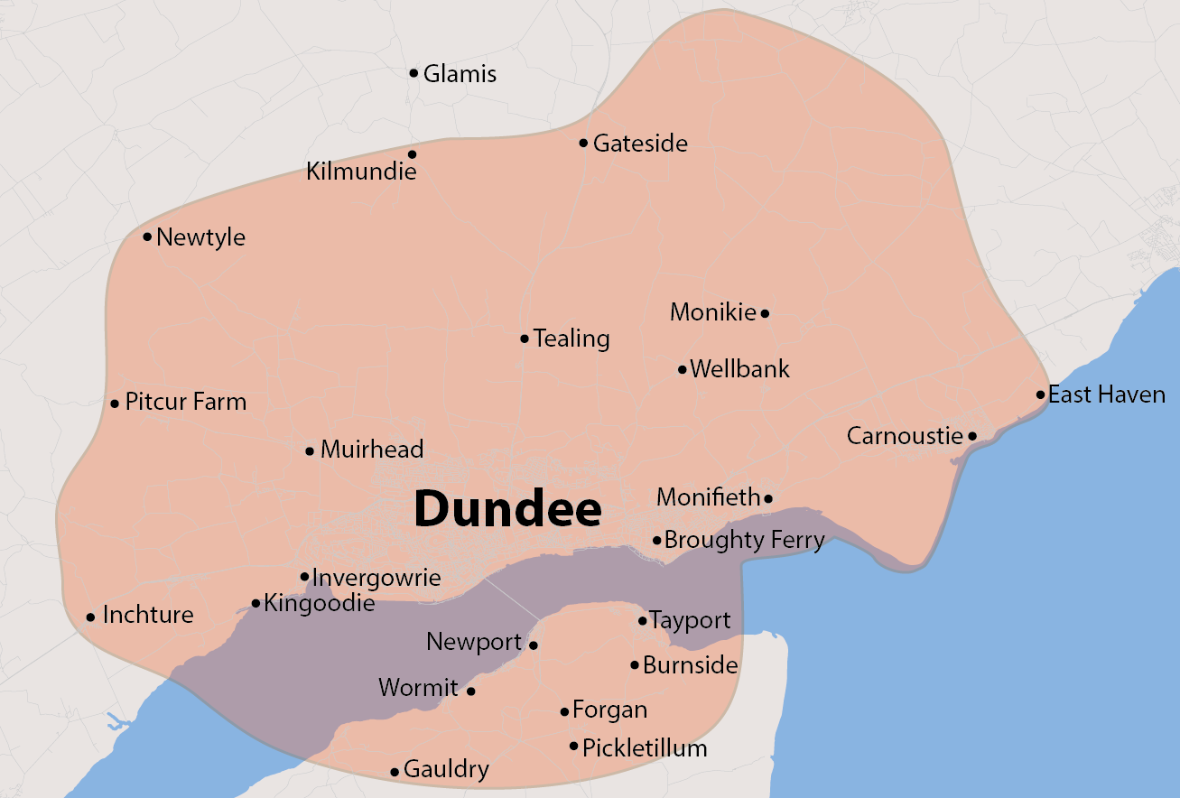 Dundee zone 2