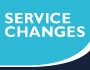 image of service changes on 26 January 2020