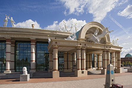 image of intu Trafford Centre Great Hall entrance