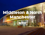 Buses to and from Middleton and North Manchester