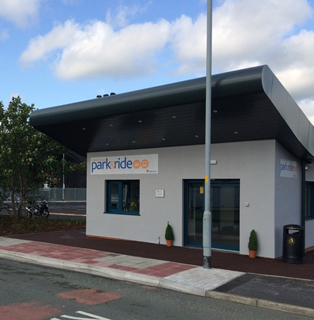 image of Hazel Grove Park and Ride Office