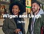 Buses to and from Wigan and Leigh