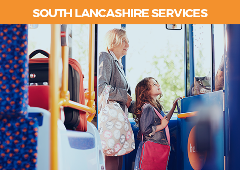 Childrens Smartcards in South Lancashire