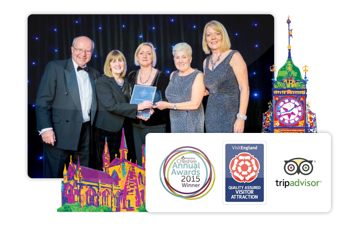 Chester City Sightseeing Awards