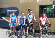 Stagecoach Midlands Cycle Pic 1
