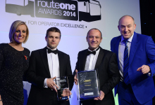 Stagecoach Midlands Engineer of the Year large operators David Heptinstall