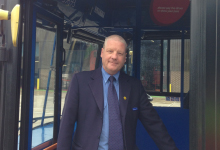 Stagecoach Midlands Northampton Eco friendly driver
