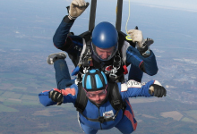 Stagecoach Midlands Skydive