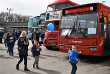 Open day buses 18