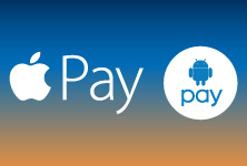 Apple and Android Pay