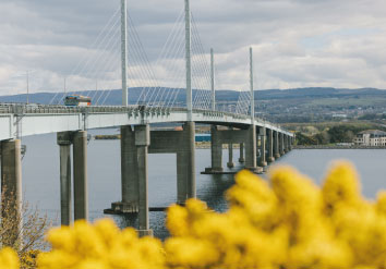Inverness Kessock Bridge