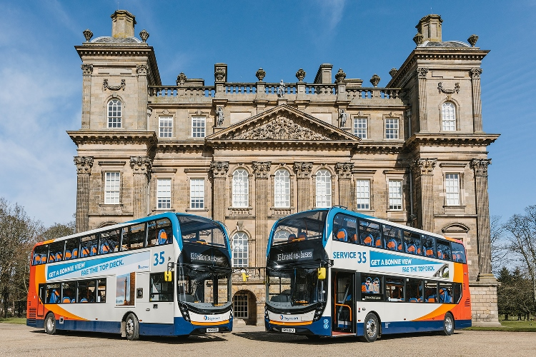 Service 35 - Duff House