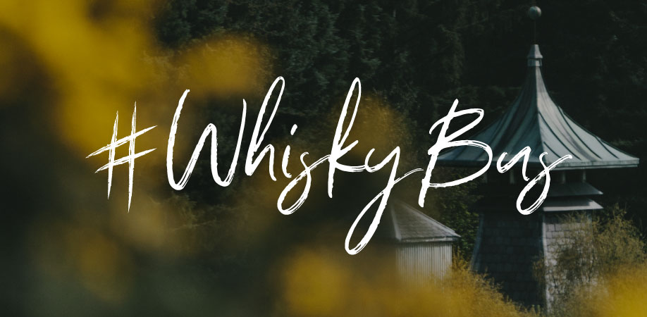whisky bus hashtag
