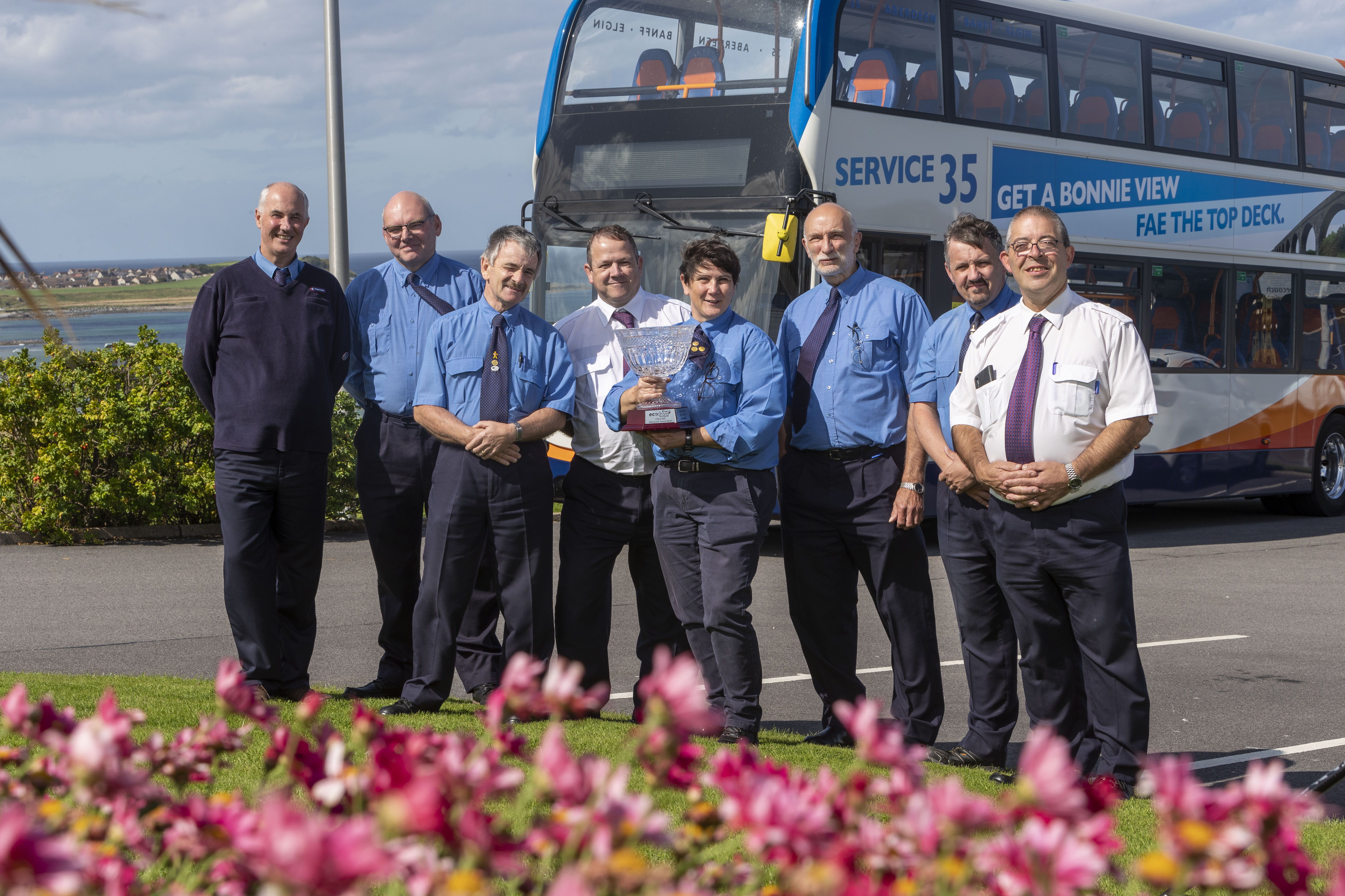 Green Rewards 2019 Stagecoach - Macduff Depot