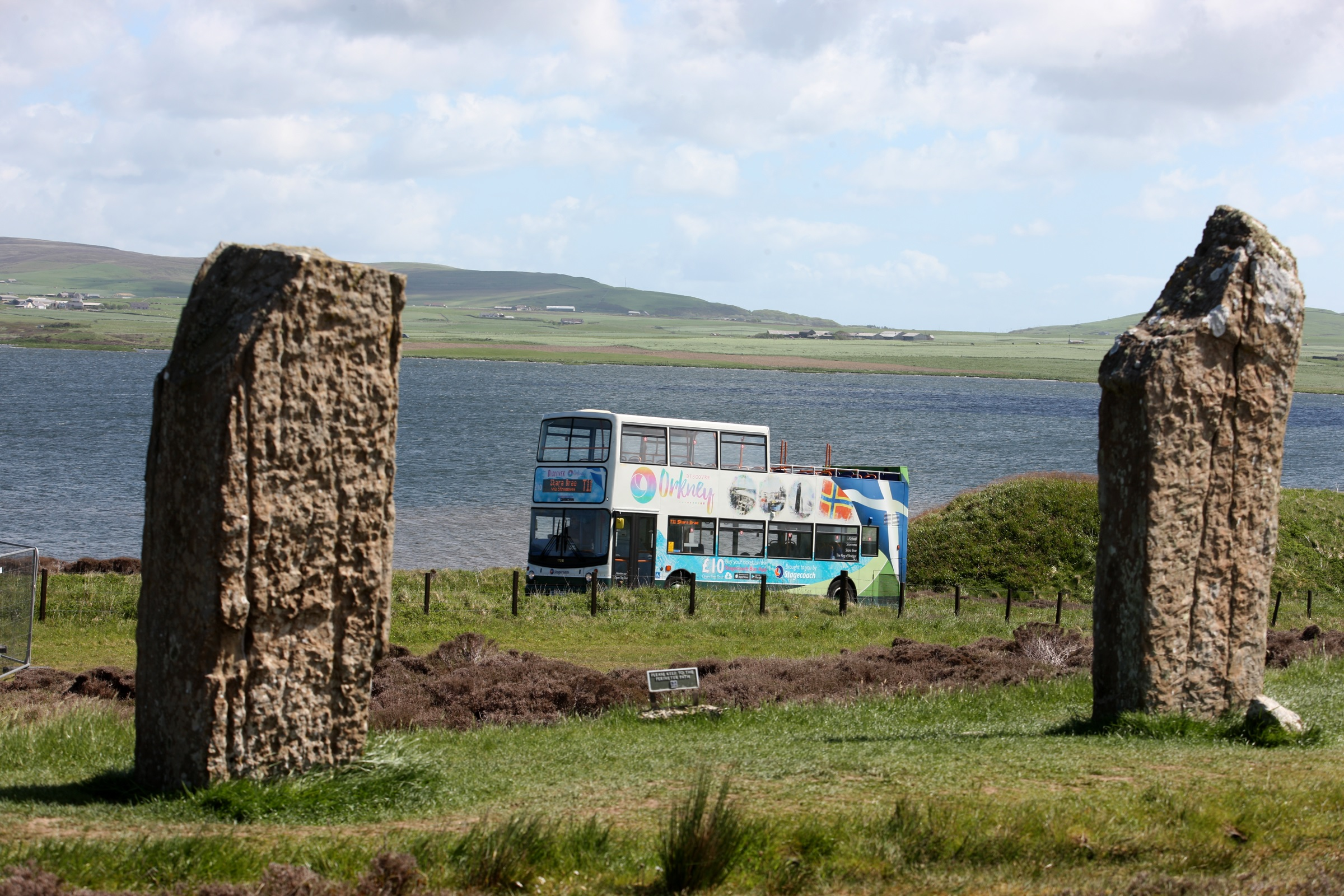 Orkney Open Top
