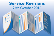Service Revisions 2016