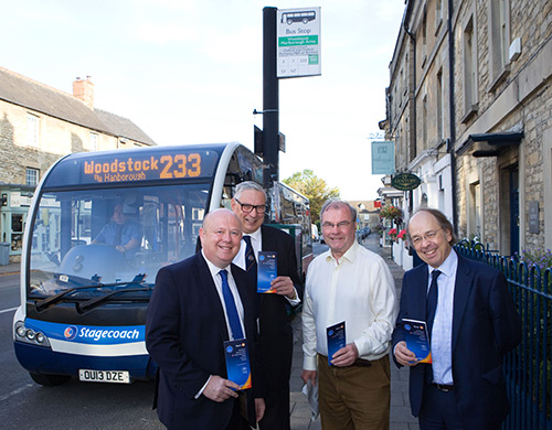 Stagecoach announces improvements to services in West Oxfordshire