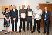 Long Service Awards