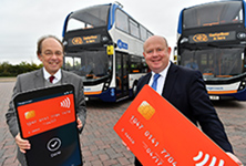 Stagecoach launches contactless in Oxfordshire