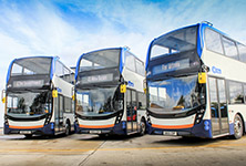 Stagecoach invests 5 million in 21 new buses for Witney depot