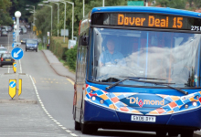 Stagecoach South East Diamond Bus