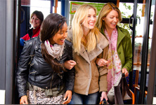 Boxing Day Buses