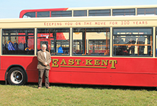 East Kent Centenary Bus