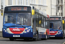 Hastings Arrows Bus