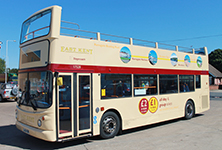 Thanet Open Top Bus