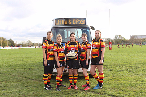 Ashford Ladies Rugby Team